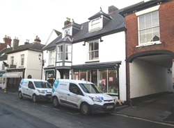 620 SF High Street Shop for Rent  |  11A Fore Street, Topsham, EX3 0HF