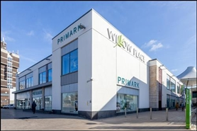 4,706 SF Shopping Centre Unit for Rent  |  20, Willow Place, Corby, NN17 1PD