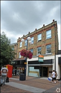1,222 SF High Street Shop for Rent  |  57B Clarence Street, Kingston Upon Thames, KT1 1RB