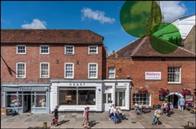 904 SF High Street Shop for Rent  |  14 South Street, Chichester, PO19 1EJ
