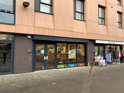 940 SF Out of Town Shop for Rent  |  Unit 2 Robin Hood Chase, Nottingham, NG3 3GG