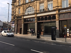 815 SF High Street Shop for Rent  |  Unit 2/3 Leeming House, Leeds, LS2 7HZ