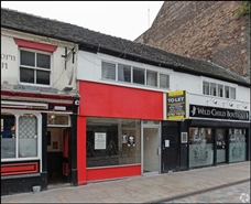 1,113 SF High Street Shop for Rent  |  38 Piccadilly, Stoke On Trent, ST1 1EG