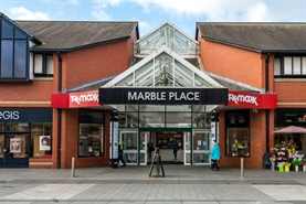 882 SF Shopping Centre Unit for Rent  |  Unit 15, Marble Place Shopping Centre, Southport, PR8 1DF