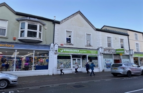 1,385 SF High Street Shop for Rent  |  Unit 4 3-6 Cardiff Street, Aberdare, CF44 7DG