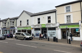 1,338 SF High Street Shop for Rent  |  Unit 5 3-6 Cardiff Street, Aberdare, CF44 7DG