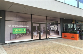 894 SF High Street Shop for Rent  |  Unit 1 Eastgate Retail and Leisure Quarter, LLanelli, SA15 3YF