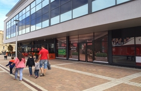 2,000 SF High Street Shop for Rent  |  Unit 4A Eastgate Retail and Leisure Quarter, Llanelli, SA15 3YF
