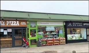 700 SF High Street Shop for Rent  |  240 Bawtry Road, Rotherham, S66 1AA