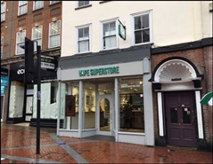 305 SF High Street Shop for Rent  |  3 - 3A Broad Street, Reading, RG1 2BH