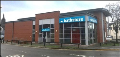 3,037 SF Retail Park Unit for Rent  |  Units 3-4, Newcastle Under Lyme, ST5 1AW
