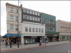 1,969 SF High Street Shop for Rent  |  182 - 184 Edgware Road, London, W2 2DS