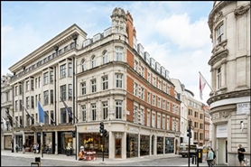1,302 SF High Street Shop for Rent  |  130 New Bond Street, London, W1S 2TA