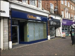 1,065 SF High Street Shop for Rent  |  312 High Street, Orpington, BR6 0NG