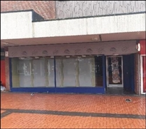 855 SF Shopping Centre Unit for Rent  |  Cannock Shopping Centre, Cannock, WS11 1EB