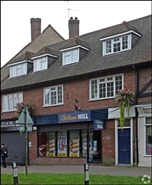 806 SF High Street Shop for Rent  |  2 Nightingales Corner, Little Chalfont, HP7 9PZ