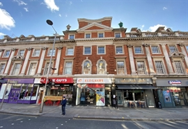 1,103 SF High Street Shop for Rent  |  185 Kensington High Street, London, W8 6SH