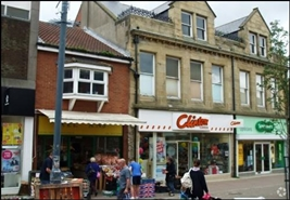 1,607 SF High Street Shop for Rent  |  43 Middle Street, Consett, DH8 5QP