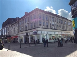 3,750 SF High Street Shop for Rent  |  55-59 Deansgate, Bolton, BL1 1HQ