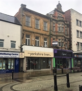 1,718 SF High Street Shop for Rent  |  111 King Street, South Shields, NE33 1DP