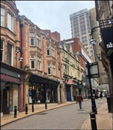 9,063 SF High Street Shop for Rent  |  8 Cannon Street, Birmingham, B2 5EP