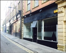 678 SF High Street Shop for Rent  |  50 St Andrews Street, Newcastle Upon Tyne, NE1 5SF