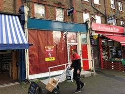 496 SF High Street Shop for Rent  |  207 Lower Mortlake Road, Richmond, TW9 2LP