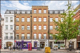 1,083 SF High Street Shop for Rent  |  55A Dean Street, London, W1D 6AH