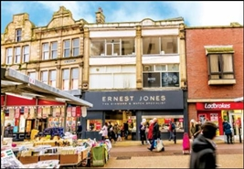 706 SF High Street Shop for Rent  |  4 - 6 Cheapside, Barnsley, S70 1RR