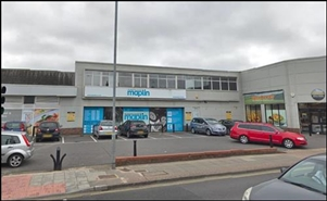 3,078 SF High Street Shop for Rent  |  151 Fratton Road, Portsmouth, PO1 5ET