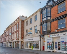 1,706 SF High Street Shop for Rent  |  46 - 46A Market Place, Newark On Trent, NG24 1EG