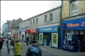 1,337 SF High Street Shop for Rent  |  11 Pool Street, Caernarfon, LL55 2AD