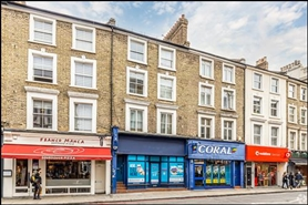 1,317 SF High Street Shop for Rent  |  153 Earls Court Road, London, SW5 9RQ