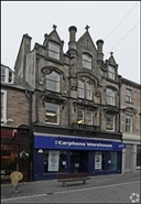 858 SF High Street Shop for Rent  |  10 - 12 Inglis Street, Inverness, IV1 1HN