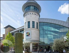 1,228 SF Shopping Centre Unit for Rent  |  Festival Place, Basingstoke, RG21 7BE