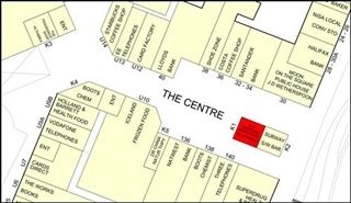 702 SF Shopping Centre Unit for Rent  |  The Centre, Feltham, TW13 4BS