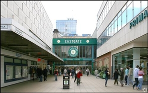 1,958 SF Shopping Centre Unit for Rent  |  Eastgate Shopping Centre, Basildon, SS14 1AE