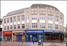 965 SF High Street Shop for Rent  |  67 Deansgate, Bolton, BL1 1HQ