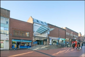 1,234 SF Shopping Centre Unit for Rent  |  Saddlers Shopping Centre, Walsall, WS1 1LY