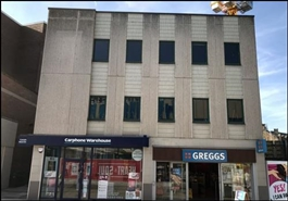 963 SF High Street Shop for Rent  |  20 - 22 May Day Green, Barnsley, S70 1SH