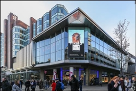 1,021 SF Shopping Centre Unit for Rent  |  Trinity Leeds, Leeds, LS1 6HF