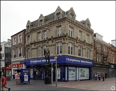 650 SF High Street Shop for Rent  |  11 East Gates, Leicester, LE1 5YA