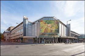 1,042 SF Shopping Centre Unit for Rent  |  Intu Victoria, Nottingham, NG1 3QN
