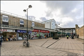673 SF Shopping Centre Unit for Rent  |  Airedale Road, Keighley, BD21 3QQ
