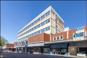 966 SF Shopping Centre Unit for Rent  |  Newlands Shopping Centre, Kettering, NN16 8JA