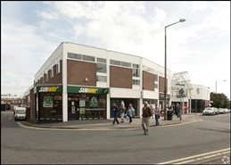 428 SF Shopping Centre Unit for Rent  |  The Arndale Centre, Morecambe, LA4 5DH