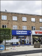 1,054 SF High Street Shop for Rent  |  119 High Street, Hornchurch, RM11 1TX