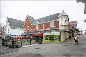 1,080 SF Shopping Centre Unit for Rent  |  Three Spires Shopping Centre, Lichfield, WS13 6NF