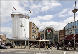 1,323 SF Shopping Centre Unit for Rent  |  Unit 37a, The Exchange Shopping Centre, Ilford, IG1 1RS