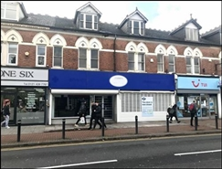 3,500 SF High Street Shop for Rent  |  612 - 614 Bearwood Road, Smethwick, B66 4BW